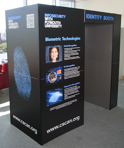 The identity booth